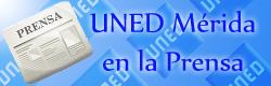 UNED Mérida en la Prensa